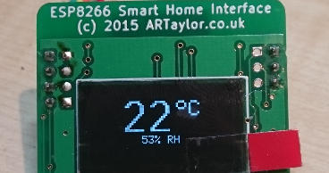 ARTaylor co uk | ESP8266 WiFi Electricity Monitor